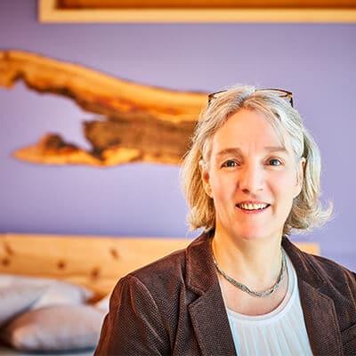 Birgit Bauereiß - zertifizierte Schlafberaterin