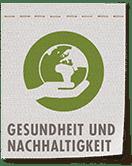 Ökologische Verantwortung – keine chemische Belastung
