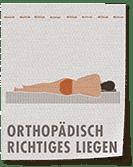 Orthopädisch sinnvoll liegen