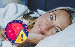 Corona & Schlaf: So unterstützt Schlaf die Virenbekämpfung