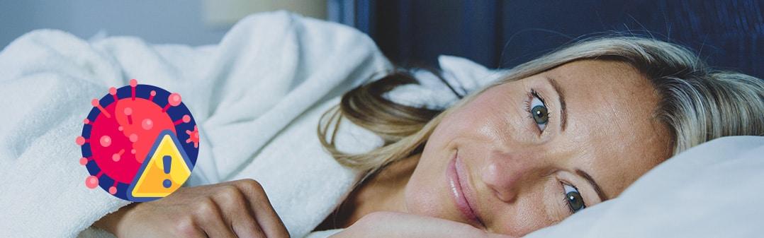 Corona So unterstützen Sie mit Schlaf die Virenbekämpfung