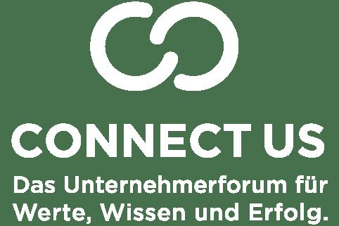 Logo vom Unternehmerforum CONNECT US